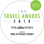 Vote for Burgh Island in The Times Travel Awards 2019