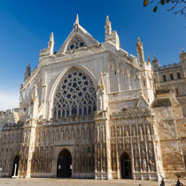 Exeter City Cathedral
